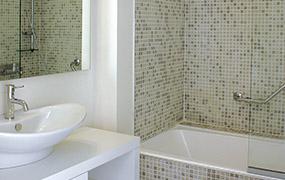 badkamer lekkage