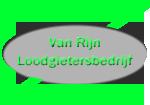 Loodgietersbedrijf Van Rijn